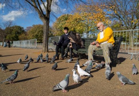 yellow-bird-man_15686243232_o