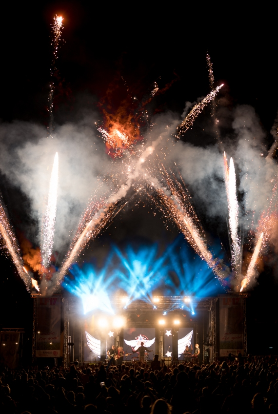 #music #festival #fireworks #finale #photography
